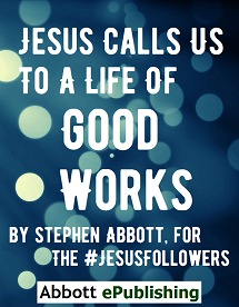 Jesus Calls Us To A Life Of