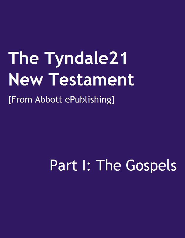 The Tyndale21 version