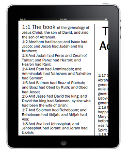 The Tyndale21 Version of the Gospels - from Abbott ePublishing